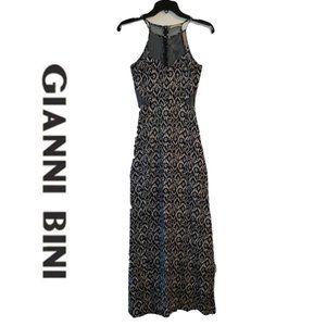Gianni Bini Halter Maxi Dress